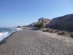 Strand Monolithos - Santorini foto 10