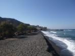 Strand Monolithos - Santorini foto 12