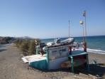 Strand Monolithos - Santorini foto 15
