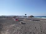Strand Monolithos - Santorini foto 22