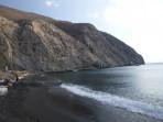 Strand Perissa - Insel Santorini foto 1