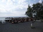 Strand Perissa - Insel Santorini foto 7