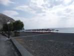 Strand Perissa - Insel Santorini foto 9