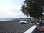 Strand Perissa - Insel Santorini foto 10