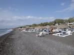Strand Perivolos - Insel Santorini foto 3