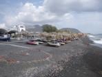 Strand Perivolos - Insel Santorini foto 6