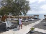 Strand Perivolos - Insel Santorini foto 10