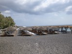Strand Perivolos - Insel Santorini foto 11