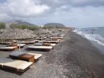 Strand Perivolos - Insel Santorini foto 13