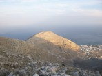Mesa Vouno Gebirge - Insel Santorini foto 4