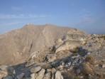 Mesa Vouno Gebirge - Insel Santorini foto 7