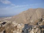 Mesa Vouno Gebirge - Insel Santorini foto 8