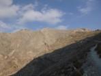 Mesa Vouno Gebirge - Insel Santorini foto 10