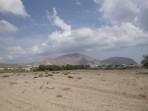 Mesa Vouno Gebirge - Insel Santorini foto 15