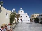 Kirche Panagia Platsani (Oia) - Sehenswürdigkeiten Santorini foto 1