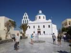 Kirche Panagia Platsani (Oia) - Sehenswürdigkeiten Santorini foto 2