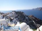 Ruinen der byzantinischen Burg (Oia) - Santorini foto 8