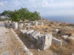 Alt-Thera (Archäologische Fundstätte) - Santorini foto 43