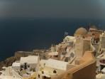 Ruinen der byzantinischen Burg (Oia) - Santorini foto 1