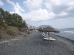 Agios Georgios Strand - Insel Santorini foto 1
