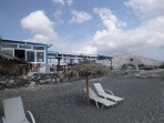 Agios Georgios Strand - Insel Santorini foto 2