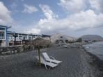 Agios Georgios Strand - Insel Santorini foto 3