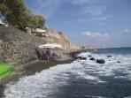 Akrotiri Strand - Insel Santorini foto 2