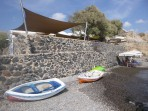Akrotiri Strand - Insel Santorini foto 6