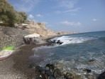 Akrotiri Strand - Insel Santorini foto 7