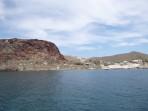 Akrotiri Strand - Insel Santorini foto 8