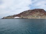 Akrotiri Strand - Insel Santorini foto 9