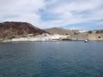 Akrotiri Strand - Insel Santorini foto 10