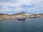 Akrotiri Strand - Insel Santorini foto 11