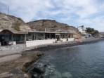 Akrotiri Strand - Insel Santorini foto 13