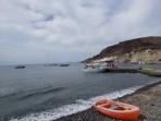 Akrotiri Strand - Insel Santorini foto 17