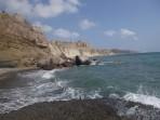 Strand Almyra - Insel Santorini foto 2