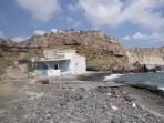 Strand Almyra - Insel Santorini foto 3