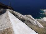 Ammoudi Strand - Insel Santorini foto 2