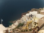 Ruinen der byzantinischen Burg (Oia) - Santorini foto 2