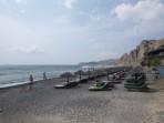 Strand  Eros - Insel Santorini foto 1