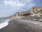 Strand  Eros - Insel Santorini foto 4