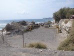 Strand  Eros - Insel Santorini foto 11