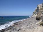 Katharos Strand - Insel Santorini foto 1