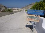Katharos Strand - Insel Santorini foto 12
