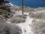 Katharos Strand - Insel Santorini foto 13