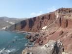 Roter Strand - Insel Santorini foto 1