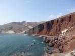 Roter Strand - Insel Santorini foto 2