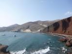 Roter Strand - Insel Santorini foto 3