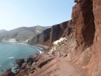 Roter Strand - Insel Santorini foto 4