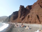 Roter Strand - Insel Santorini foto 5